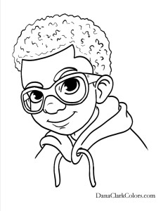 Free Coloring Page 6